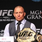 Esportes - ST-PIERRE PODE VOLTAR AO UFC EM 2015