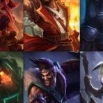 Jogos - League of Legends ganhará um campeão criado pelos fãs