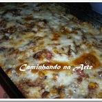 Culinária - Torta de Frango com Requeijão