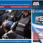 Apostila Prefeitura de Vila Velha/ES concurso público Guarda Municipal GMVV - 2014 - Vagas para Nível Médio
