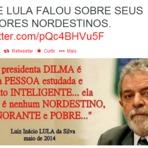 Vídeos - Irmã de Lula pede para Brasil votar em Aécio Neves! Nordestinos são números