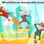 Política, no Brasil, é pantomima.
