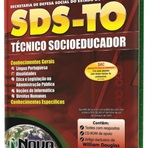 Apostila Impressa SDS-TO 2014 - Técnico Socioeducador