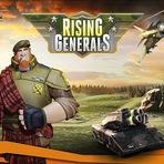 Jogos - Transforme-se no líder mais temido em Rising Generals