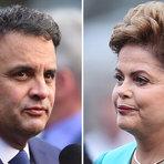 Data Folha Divulgou pesquisa nesta quinta-feira(23), Dilma lidera a pesquisa por 6 pontos sobre Aécio Neves