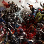 Tecnologia & Ciência - Vaza Trailer do Avengers 2: Age of Ultron