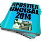 APOSTILA UNCISAL 2014 27,99 ENFERMEIRO