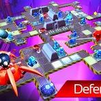 Jogos - Game de batalhas de robôs - Androiod