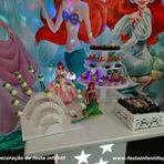 Negócios & Marketing - Tema Ariel para decoração de festa infantil