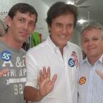 Zeca Abreu troca Henrique por Robinson e o PMDB do assú vai rachado na disputa para Governador do RN
