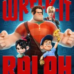Diversos - Filme Wreck-it Ralph(2012), de Rich Moore