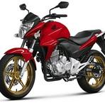 Linha de Motos Honda CB 300R 2015 é Lançada no Brasil