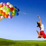 Comportamento - A felicidade não depende do que falta