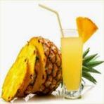 Saúde - Abacaxi hidratante e refrescante
