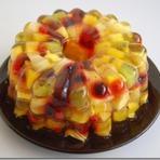 Gelatina E Frutas, Uma Bela Combinação Saudável!