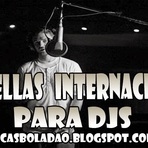 A CAPELLAS INTERNACIONAIS PARA DJS