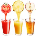 Saúde - Suco De Fruta É Uma Boa Fonte De Vitaminas Para As Crianças