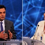 Política - O povo quer saber dos candidatos Dilma e Aécio