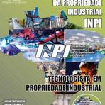 Concursos Públicos - Apostila Concurso INPI 2014 TECNOLOGIA EM PROPRIEDADE INDUSTRIAL