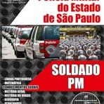 Concursos Públicos - Apostila Concurso PM-SP Soldado 2014