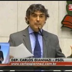 Giannazi pede cassação de Alckmin por crime de responsabilidade