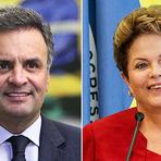 Em quem você vai votar para Presidente? Aécio Neves ou Dilma Rousseff?