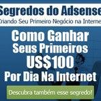 Segredos do Adsense SAIBA COMO GANHAR MUITO DINHEIRO NA INTERNET