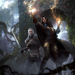 The Witcher 3 Wild Hunt - Descubra quem é esta misteriosa mulher de cabelos cacheados!