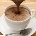 Culinária - Chocolate quente