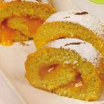 Culinária -  Torta com doces de ovos