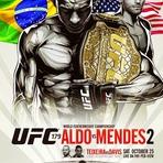 Esportes - UFC 179 - Aldo vs. Mendes