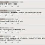 Votação expressiva dos nordestinos para Dilma gera racismo na internet