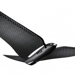 Pássaro biônico é extremamente leve e controlado por smartphone.