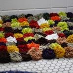 Hobbies - Aprenda à Fazer um Tapete Bem Macio de Bolas de Lã