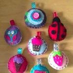 Hobbies - Aprenda a fazer lindos chaveiros de feltro