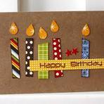 Hobbies - Cartão de Aniversário Personalizado!