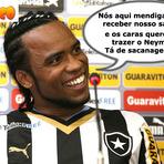 Blogosfera - Neymar Agora É Do Mengão. Jogador Foi Emprestado Ao Flamengo Até Fevereiro De 2015.