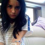 Blogosfera - Demi Lovato Entre A Vida E A Morte. Diva Pop Entra Em Crise E Tenta Suicidio.