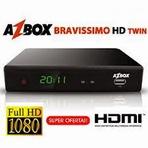 Tutoriais - Atualização Azbox Bravissimo Twin Serie Nova 26/10/2014