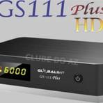 Tutoriais - ATUALIZAÇÃO GLOBALSAT GS111 HD GS 111 HD PLUS V185 - 24.10.2014