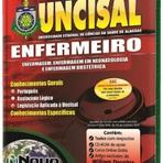 Apostila Impressa UNCISAL 2014 - Enfermeiro