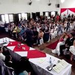 Casais oficializam união no 5º Casamento Comunitário