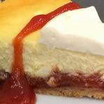 Culinária - Cheesecake de Goiabada