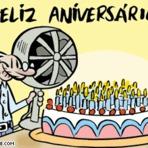 Pessoal - Hoje, é o meu aniversário!