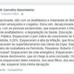 Opinião e Notícias - Presidente do TRE/AL desabafa sobre decepção com reeleição de Dilma