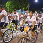 Passeio do Sesi-Senai promove a prática do ciclismo em Santarém