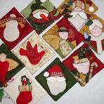 Patchwork - Vários Modelos - Natal