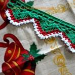 Arquitetura e decoração - Barrados de Natal