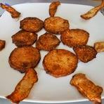 Culinária - Aperitivo de nabo com cominhos!