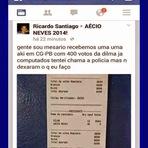 Política - Mesário Recebeu Urna Com 400 Votos de Dilma - Confira a Prova